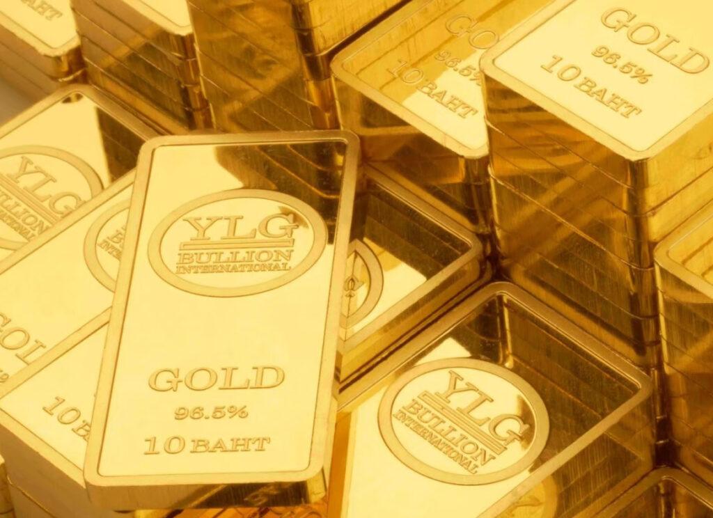 YLG ระบุหาก WSB จะโจมตีตลาดทองคำต้องใช้เงินมหาศาล
