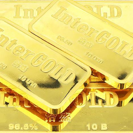 intergold gold bar