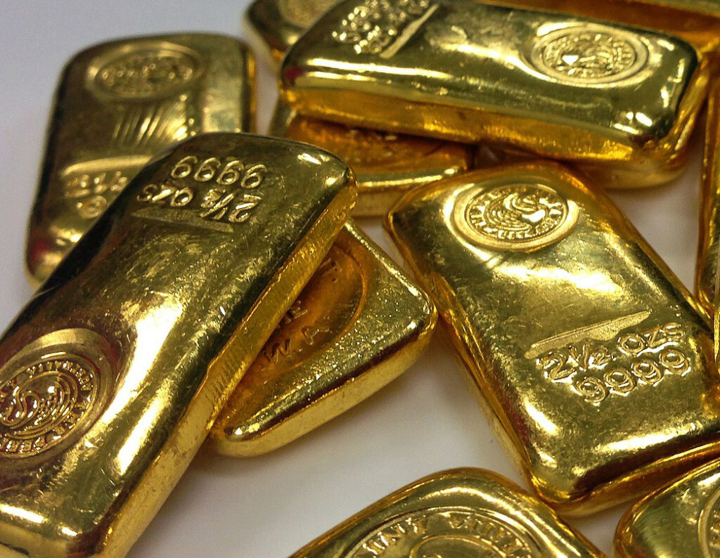 News Digest : SPDR ปิดสัปดาห์ด้วยยอดบวกเป็นครั้งแรกในรอบกว่า 2 เดือน ลุ้นราคาทองคำทะลุ $1800