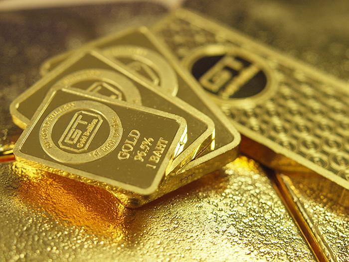 Gt gold goldkub
