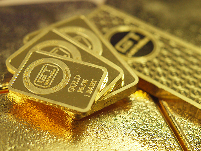gt gold goldbar goldkub