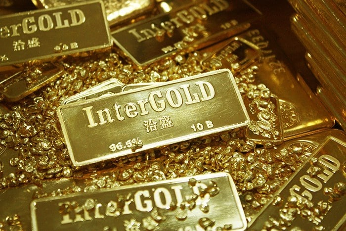 InterGold (13.09) ราคาทองคำยังไซด์เวย์กรอบ $1780-18