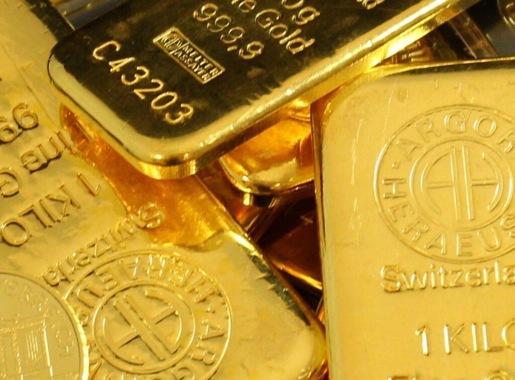 GoldFocus (16 ก.ย.) ราคาทองคำกลับมาหลุด $1,800 คาดดึงยาวถึง FOMC